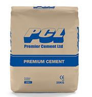 Bagged Cement
